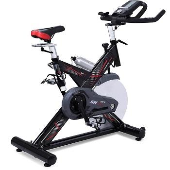Vélo d'appartement professionnel Sportstech SX400