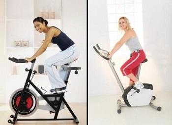 Différence vélo d'appartement Ultrasport